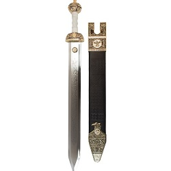 Julius Caesar Roman Sword by Art Gladius of Toledo Spain